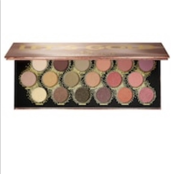 Sephora Other - Make Up Forever LET'S GOLD Eye Palette